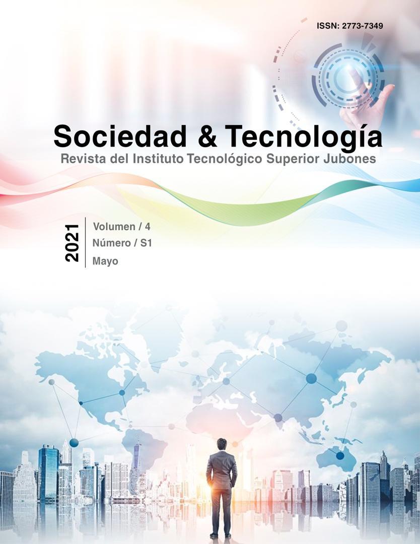 Ver Vol. 4 Núm. S1 (2021): La legislación Ecuatoriana y el bienestar de la sociedad